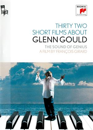 Thirty Two Short Films About Glenn Gould Online DVD Rental