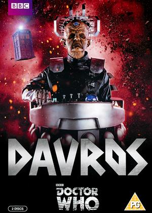 Doctor Who: The Monster Collection: Davros Online DVD Rental