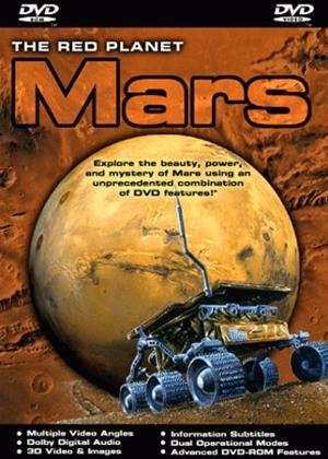 Mars: The Red Planet Online DVD Rental