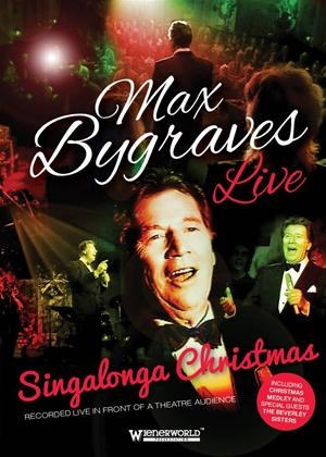 Rent Max Bygraves: Singalonga Christmas Online DVD Rental