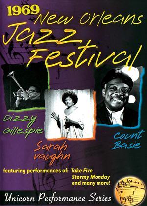 New Orleans Jazz Festival 1969 Online DVD Rental