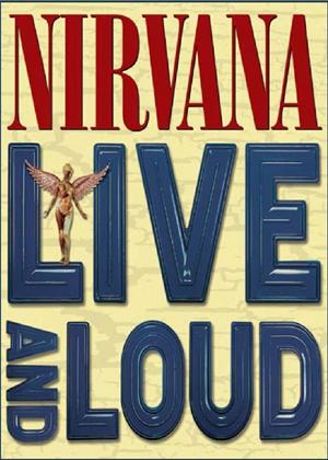 Rent Nirvana: Live and Loud Online DVD Rental
