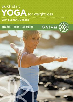 Rent Gaiam: Yoga for Weightloss Online DVD Rental