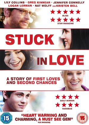 Stuck in Love Online DVD Rental