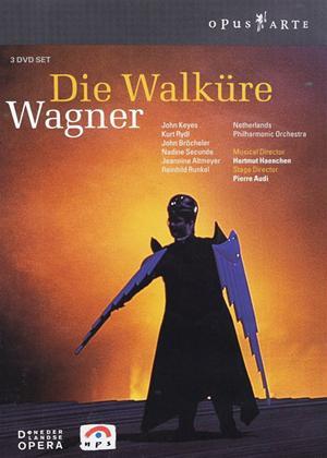 Die Walküre: De Nederlandse Opera (Haenchen) Online DVD Rental
