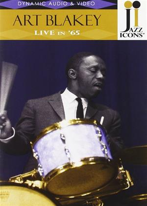 Rent Art Blakey: Live in '65 Online DVD Rental
