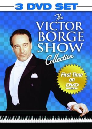 The Victor Borge Show Collection Online DVD Rental