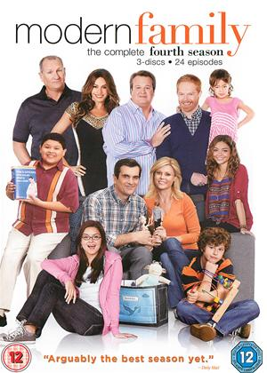 Rent Modern Family: Series 4 Online DVD Rental
