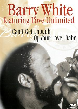 Barry White featuring Love Unlimited: In Concert Online DVD Rental