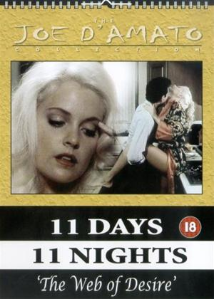 Rent 11 Days 11 Nights: Part 4: The Web of Desire Online DVD Rental