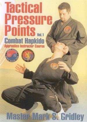 Rent Combat Hapkido: Tactical Pressure Points: Vol.1 Online DVD Rental