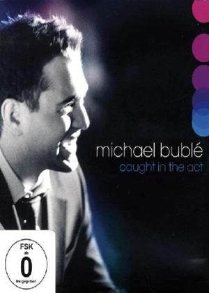 Michael Buble: Caught in the Act Online DVD Rental