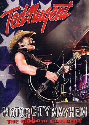 Rent Ted Nugent: Motor City Mayhem Online DVD Rental