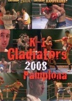 Rent K-1 Gladiators: 2008 Online DVD Rental
