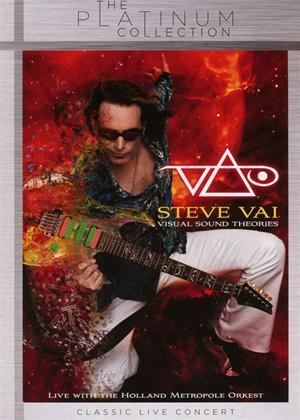 Rent Steve Vai: Visual Sound Theories Online DVD Rental