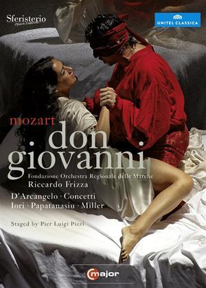Rent Don Giovanni: Teatro La Fenice (Frizza) Online DVD Rental