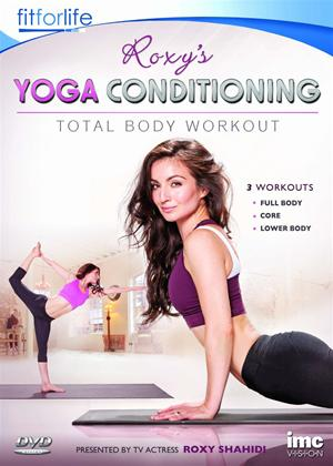 Rent Roxy's Yoga Conditioning: Total Body Workout Online DVD Rental