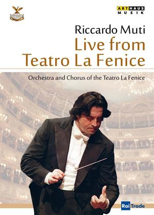Rent Live from Teatro la Fenice Online DVD Rental
