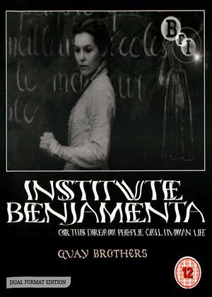Institute Benjamenta Online DVD Rental