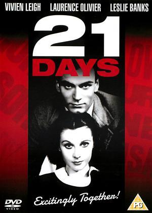 Rent 21 Days (aka 21 Days Together) Online DVD Rental
