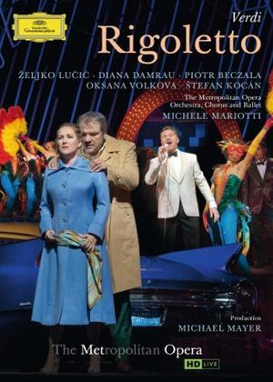Rigoletto: Metropolitan Opera (Mariotti) Online DVD Rental