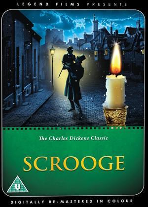 Rent Scrooge Online DVD Rental