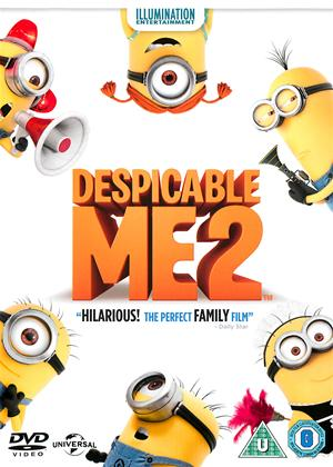 Rent Despicable Me 2 Online DVD Rental