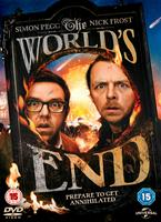 The World's End Online DVD Rental