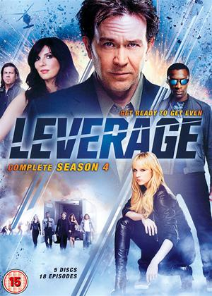 Leverage: Series 4 Online DVD Rental