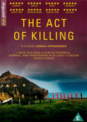 Rent The Act of Killing Online DVD Rental