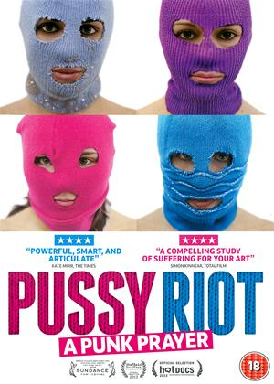 Pussy Riot: A Punk Prayer Online DVD Rental