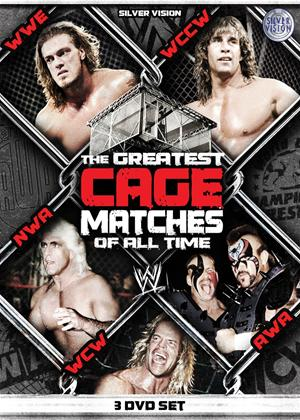 Rent WWE: The Greatest Cage Matches of All Time Online DVD Rental