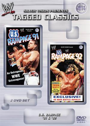 Rent WWE: US Rampage 1991/1992 Online DVD Rental