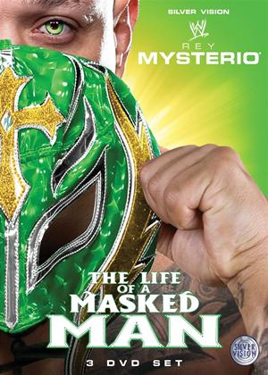 Rent WWE: Rey Mysterio: The Life of a Masked Man Online DVD Rental