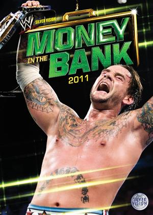 WWE: Money in the Bank 2011 Online DVD Rental