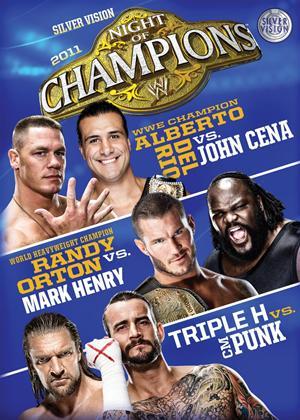 Rent WWE: Night of Champions 2011 Online DVD Rental