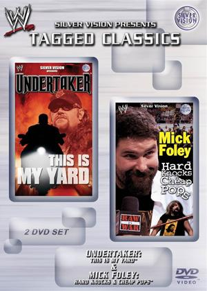 Rent WWE: Undertaker: This Is My Yard/Mick Foley Online DVD Rental