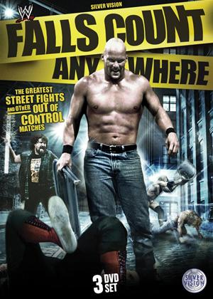 Rent WWE: Falls Count Anywhere: The Greatest Street Fights And... Online DVD Rental