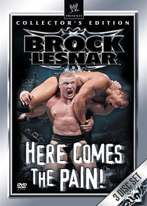 Rent WWE: Brock Lesnar: Here Comes the Pain Online DVD Rental
