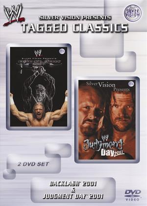 Rent WWE: Backlash 2001 / Judgment Day 2001 Online DVD Rental