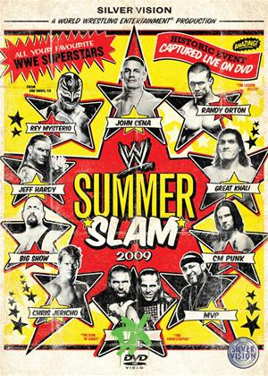 Rent WWE: Summerslam 2009 Online DVD Rental