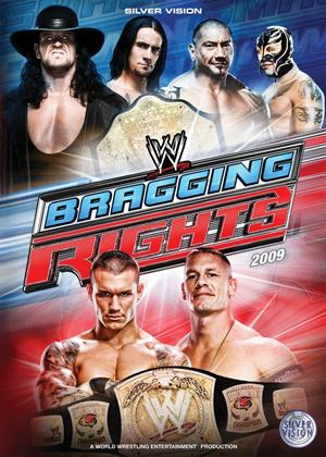 Rent WWE: Bragging Rights 2009 Online DVD Rental