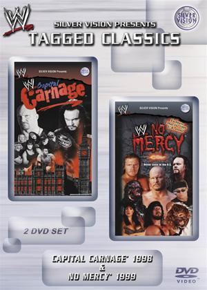 Rent WWE: Capital Carnage 1998 / No Mercy 1999 Online DVD Rental