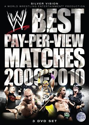 Rent WWE: Best Pay-Per-View Matches 2009-2010 Online DVD Rental