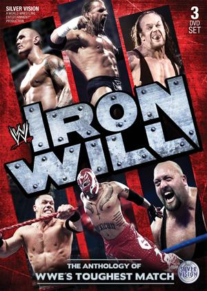 Iron Will: The Anthology of WWEs Toughest Match Online DVD Rental