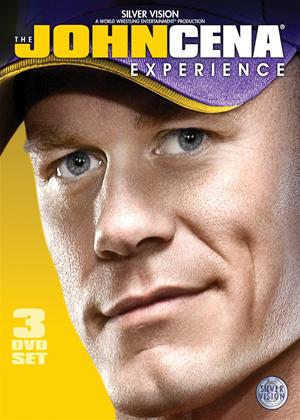 Rent WWE: The John Cena Experience Online DVD Rental