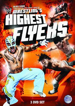 Rent WWE: Wrestling's Highest Flyers Online DVD Rental