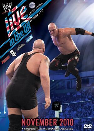 WWE: Live in the UK Online DVD Rental