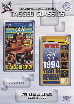 Rent WWE: The Year in Review 1993/1994 Online DVD Rental