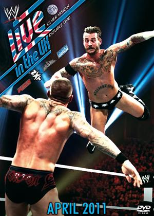 Rent WWE: Live in the UK: April 2011 Online DVD Rental